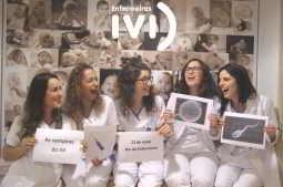 Enfermeiras do IVI estão hoje em festa!