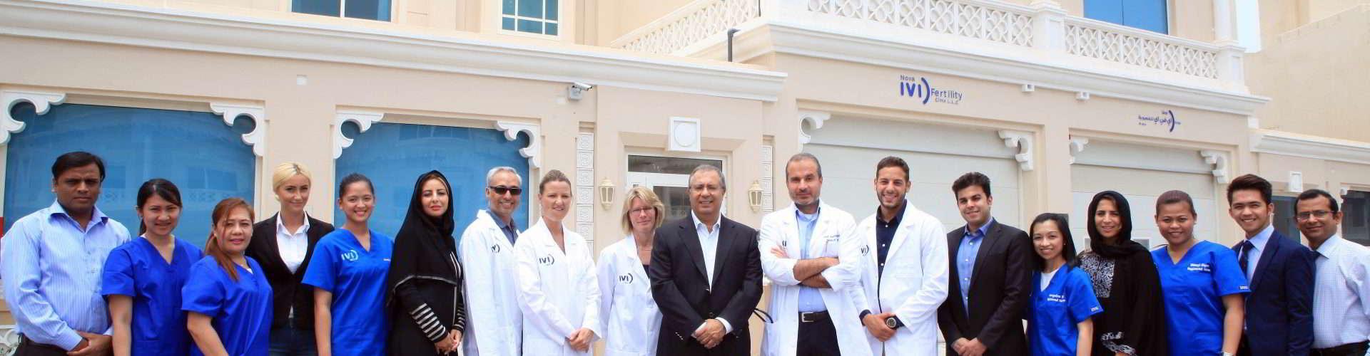 IVI Abu Dhabi, a primeira clínica IVI no Médio Oriente