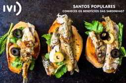 Santos Populares, diversão e boa alimentação.