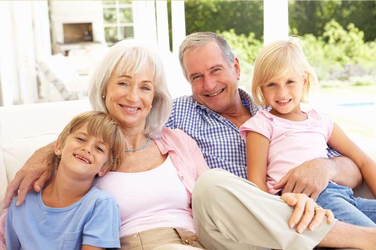 Dia dos Avós- um neto a nossa maior riqueza