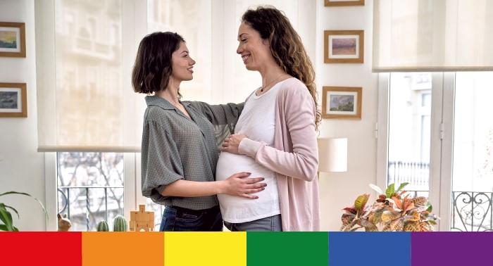2Mães: Descarregue o nosso Guia para famílias de duas mães